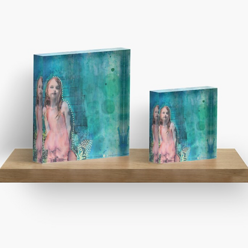 Acrylic Art Blocks