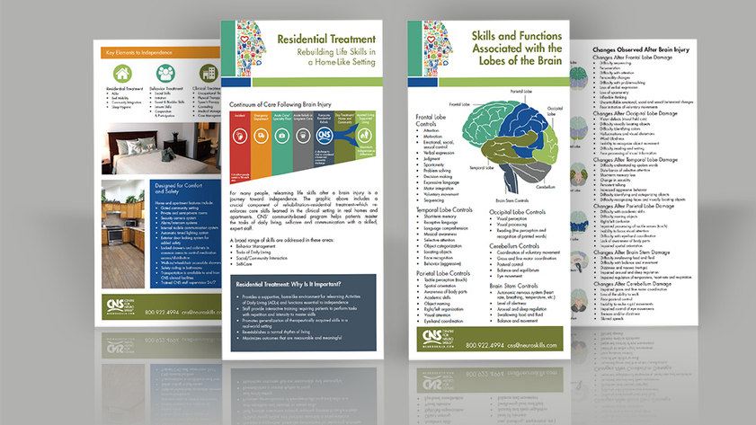 CNS Laminated Reference Cards