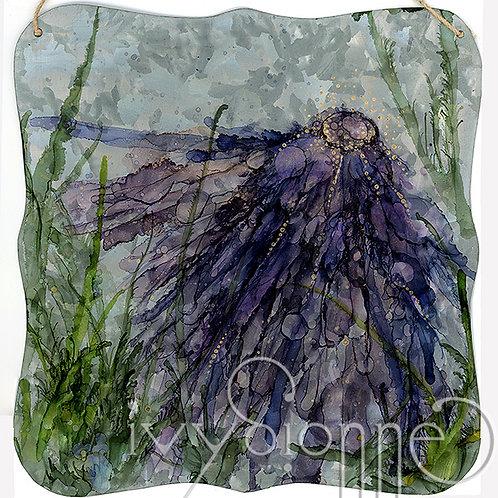 Tangle of Weeds: Purple Mum