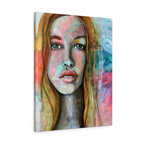 Gazed Canvas Gallery Wraps