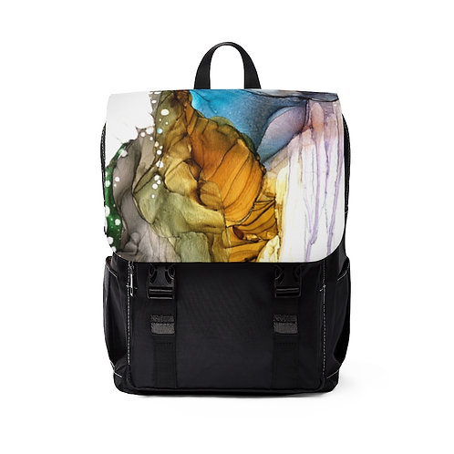 Elemental Casual Shoulder Backpack - Unisex