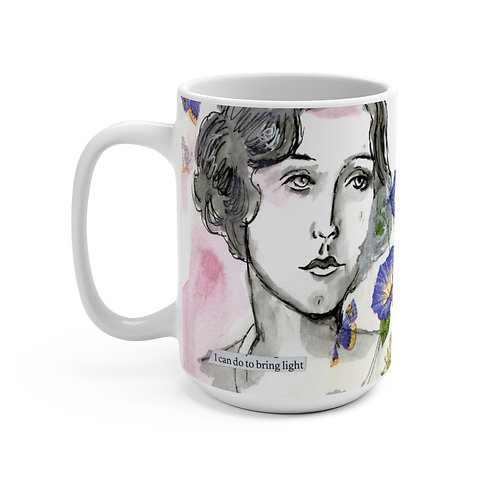 Women of Substance - Light Bringer Mind Coffee Mug 15oz