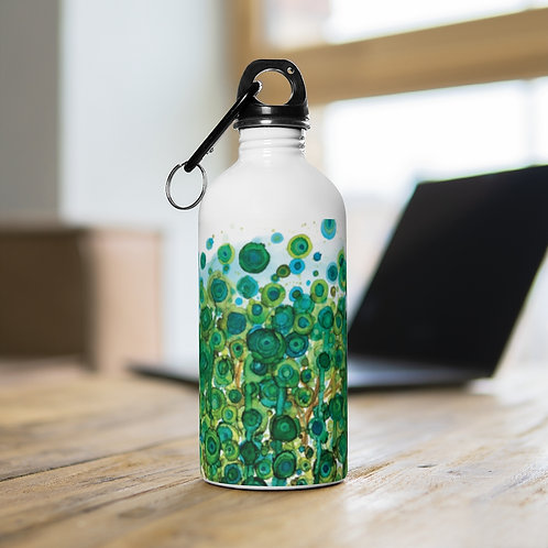 Lifetree Stainless Steel Water Bottle