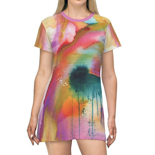 Serenity T-Shirt Dress