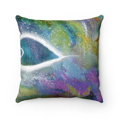 Meditation Pillow - Spun Polyester