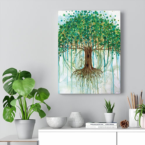 Lifetree Gallery Wrap Canvas