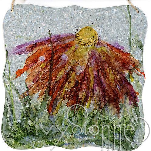 Tangle of Weeds: Orange Mum