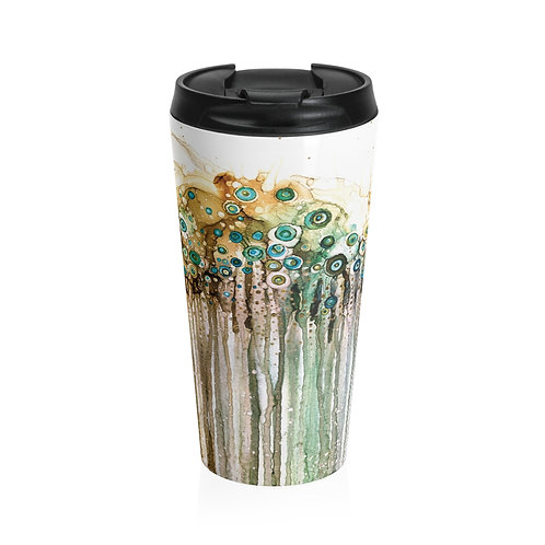 Enchanted Stainless Steel Travel Mug