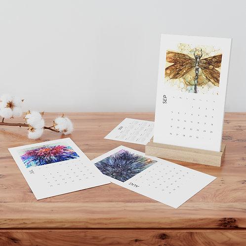 Nature Desk Calendar