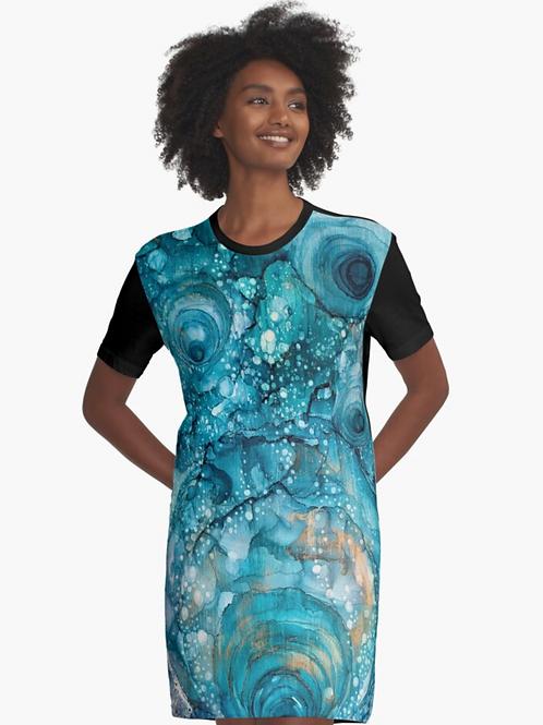 Graphic Tee Dresses
