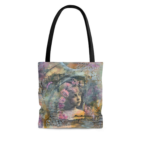 Vintaged Tote Bag