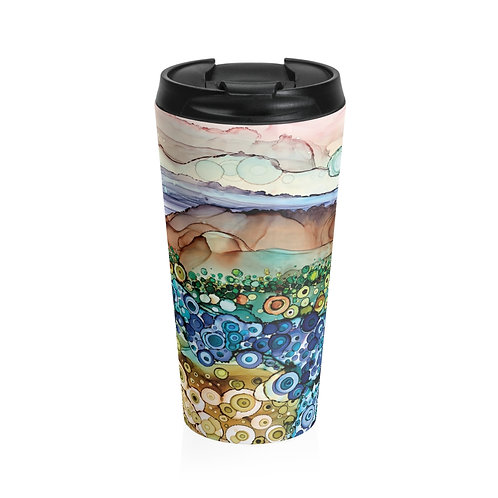 Dreamscape Stainless Steel Travel Mug