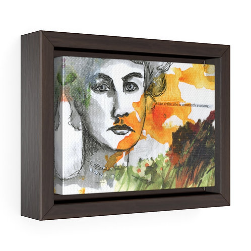 Women of Substance - Artist Framed Premium Gallery Wrap Canvas
