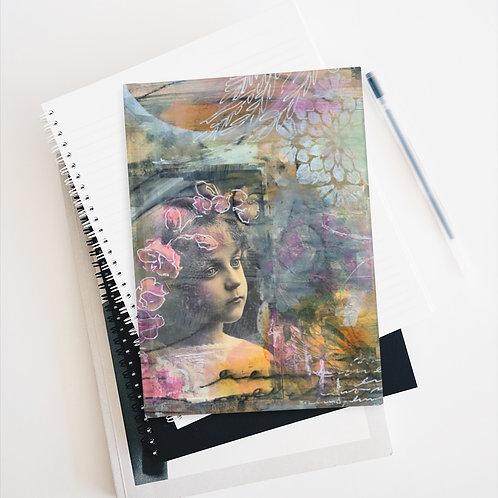 Vintaged Journal - Ruled Line