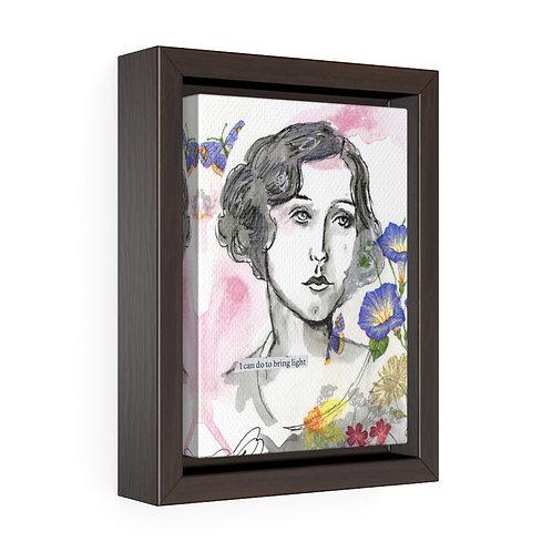 Women of Substance - Light Bringer Framed Premium Gallery Wrap Canvas