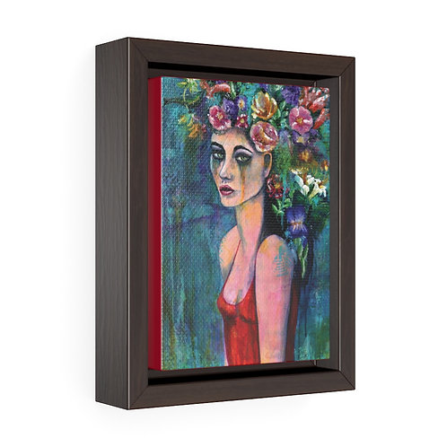 Sentiment of Dreams Framed Premium Gallery Wrap Canvas