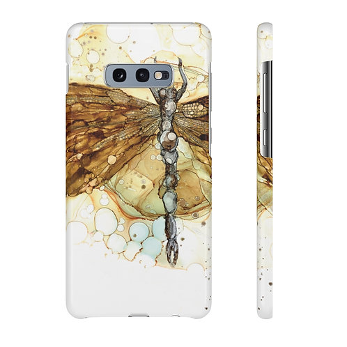 Fall Dragonfly Snap Cases