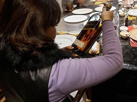 109/12/04 讚 鐵板燒 頂級VIP總統包廂 晚宴