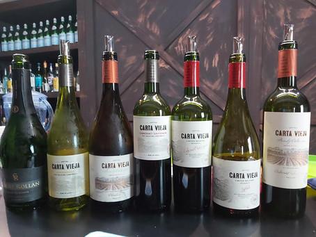 188年傳承酒莊 智利凱達酒莊*悠逸行旅品酒會