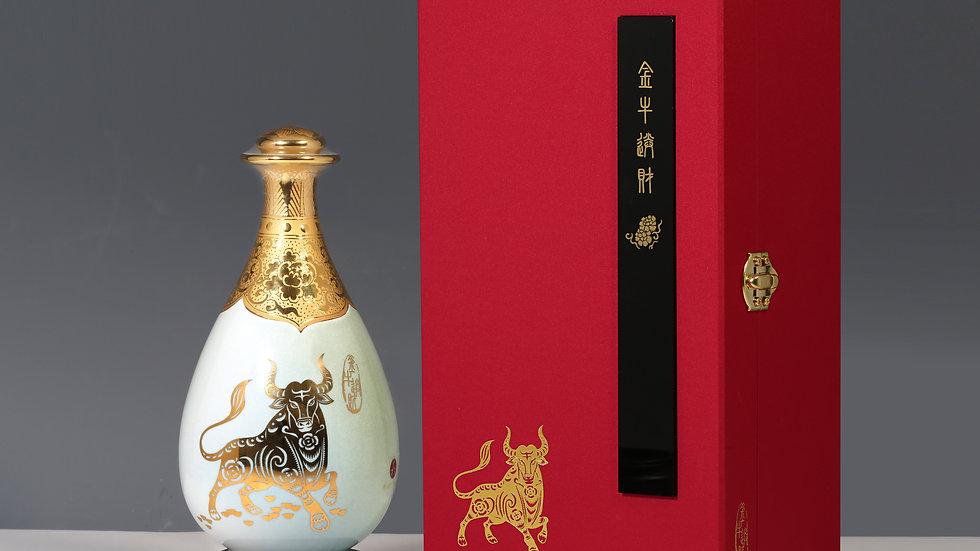 【金牛送財】金鑽秘藏高粱酒