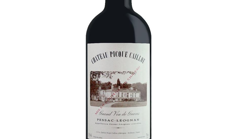 2016 法國波爾多皮卡優城堡紅酒