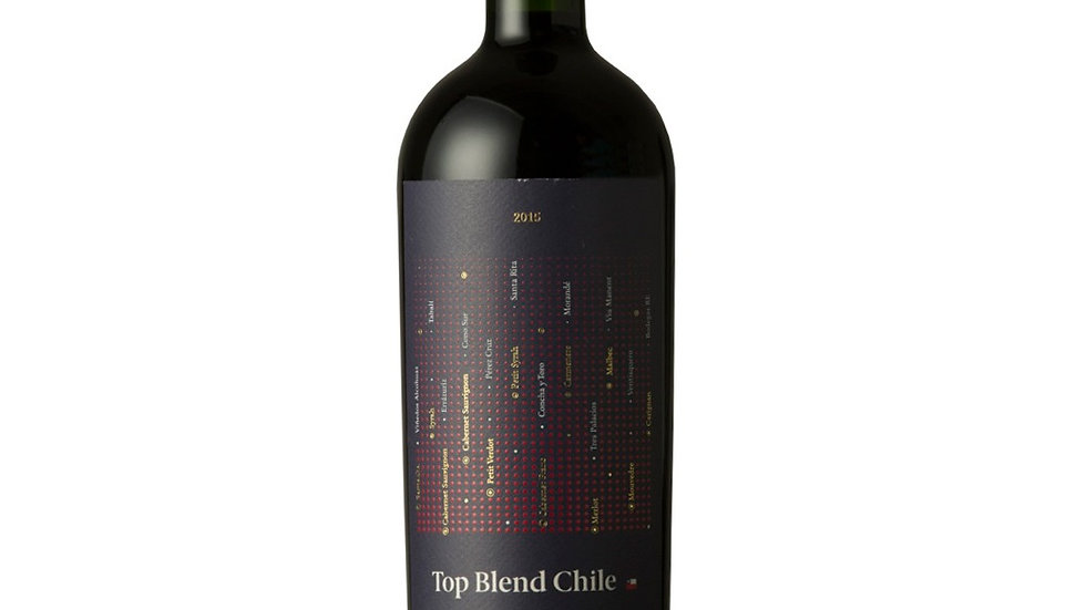 2015 Top Winemakers 頂級釀酒師 頂級混釀葡萄酒
