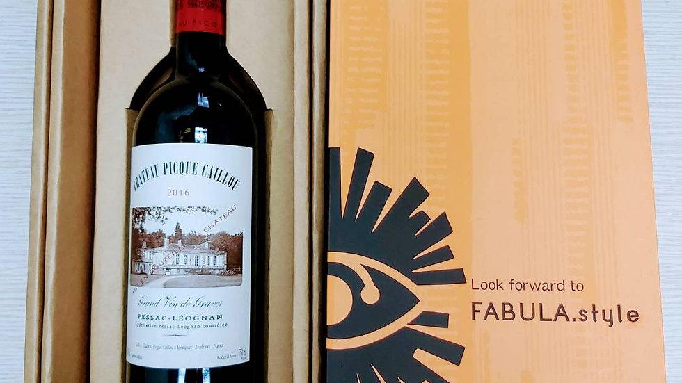 2016 法國波爾多皮卡優紅酒禮盒