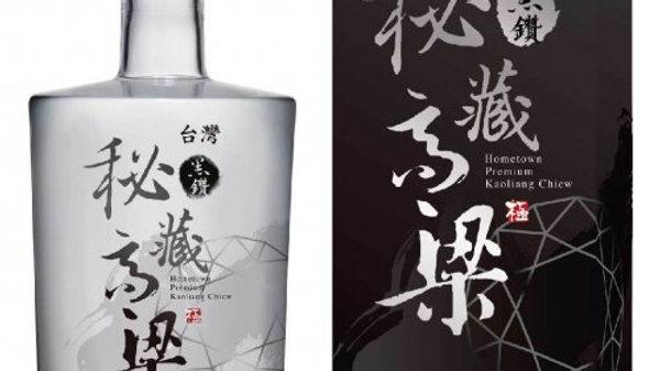 台灣黑鑽秘藏高粱酒