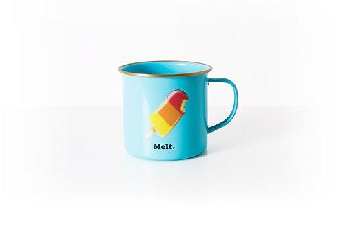 Melt Enamel Mug