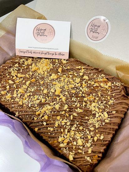Full slab brownie- Flavour choice