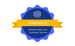 Mindful Sales and Customer Service Certificate