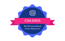 Mindfulness-Based Stress Reduction Certificate