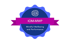 Mindful Wellbeing and Performance Certificate