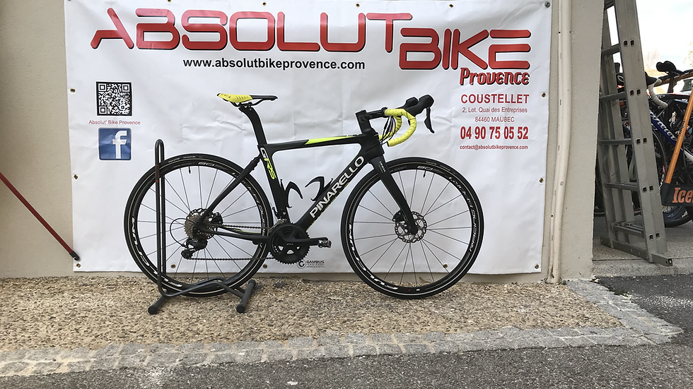 Pinarello Route/Gravel 51