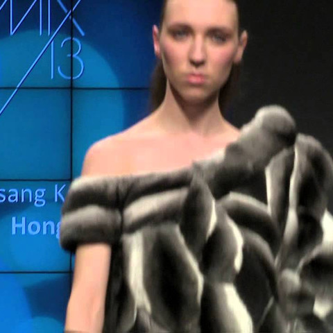 Remix - World furs young fashion designer contest.