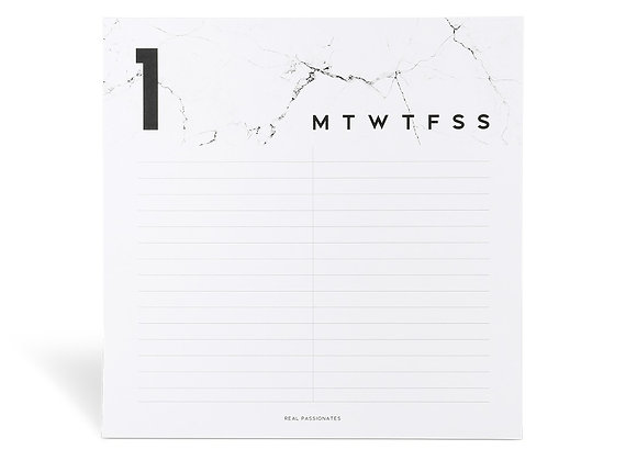 Notepad Set (2x Daily 1-31)