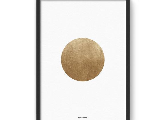 "Art Print ""Moon"""