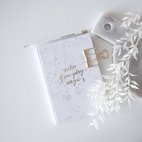 "Gratitude Journal ""Seeker of everyday magic"""