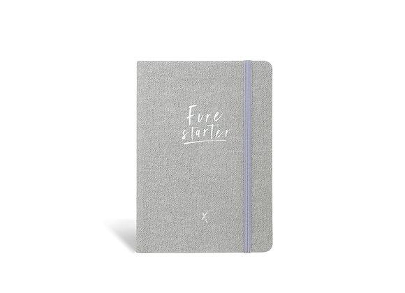 """Notizbuch """"Fire Starter"""" [A6"""