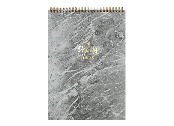 "ORGANIZATION PAD ""PRIORITY MATRIX"" 