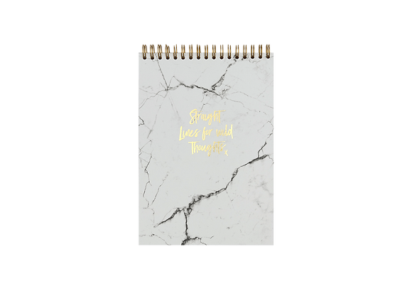 "WRITING PAD ""STRAIGHT LINES"" 