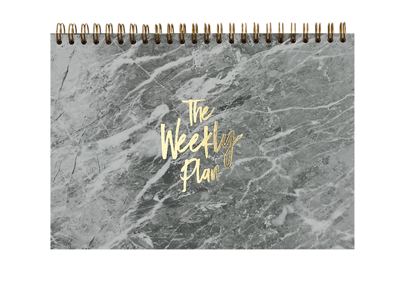 "NOTEPAD ""WEEKLY PLAN""