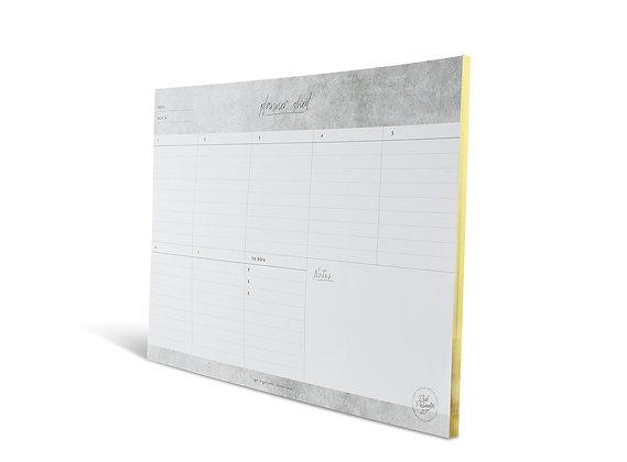 Luxury Planner Sheet - A4