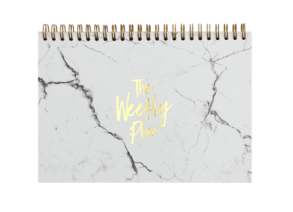 """NOTEPAD """"WEEKLY PLAN""""