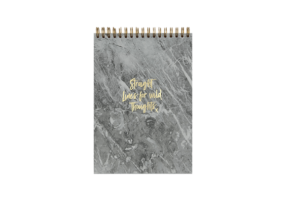 """WRITING PAD """"STRAIGHT LINES"""" 