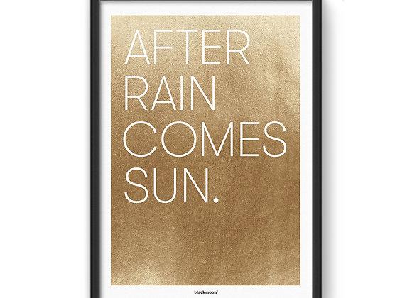 "Art Print ""After Rain"""
