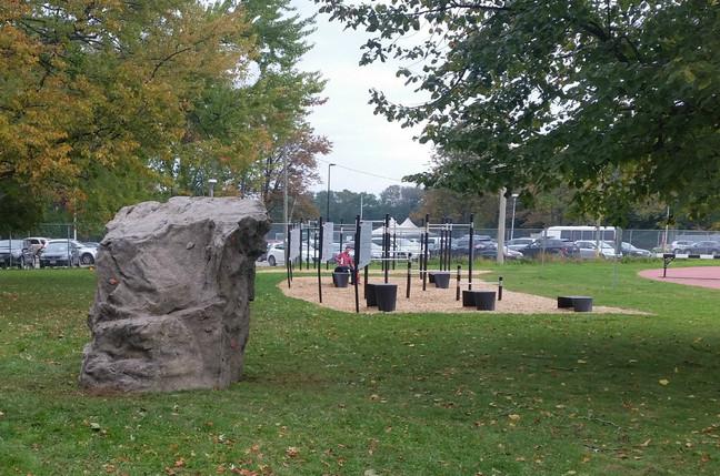 Playground Rocks