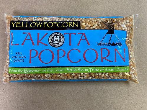 Lakota Yellow Popcorn