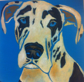 Pop Art Pet Portrait Auction