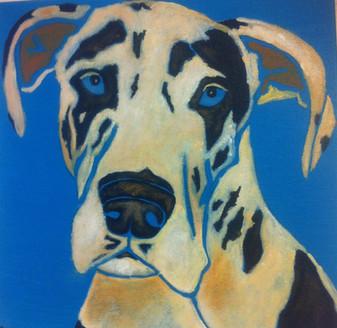 Pop Art Pet Portrait Auction